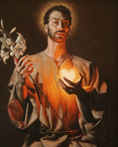San Giuseppe e il suo cuore castissimo
