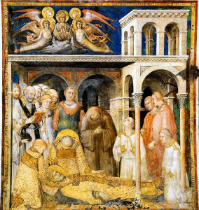 Simone-Martini-09-La-morte-di-san-Martino