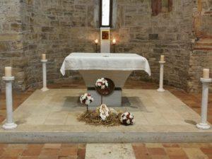 altare Natale 2018