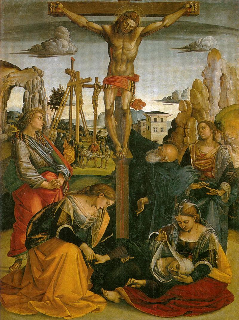 Luca Signorelli - Crocifissione